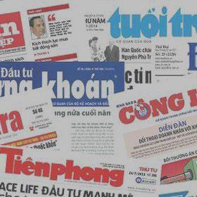 Báo chí nói về hoa lan Sài gòn